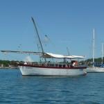Boutre itinérant vers les iles radama à Madagascar, voyagerautrementamadagascar.fr