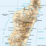 Voyager autrement à Madagascar, présantation de la carte de Madagascar