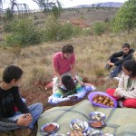 Chantier solidaire Madagascar