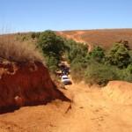 4x4 dans l'ouest sauvage à Madagascar