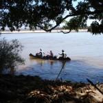 Descente du Manambolo en canoë à Madagascar
