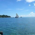 Navigation autour des îles de Madagascar